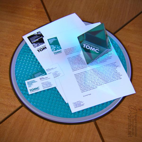 Cards + letterheads